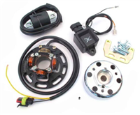 HPI CDI mini rotor ignition system for garelli VIP