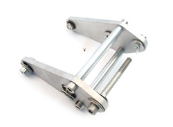JD RACING pièces d'exceptions MBK parallelogram lower engine brackets