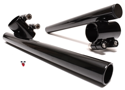 MLM clip-on handlebars - 33mm