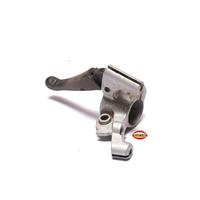 NOS magura GREY left brake perch with short clutch lever