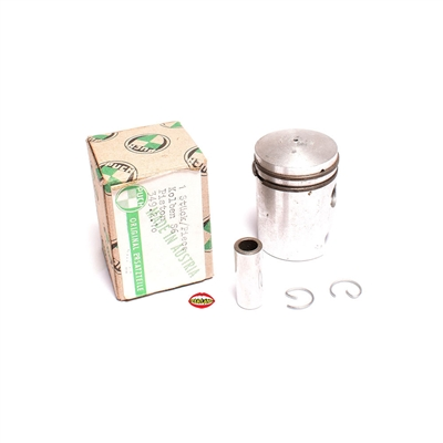 OEM puch stock piston - 38mm x 2mm DOUBLE RING