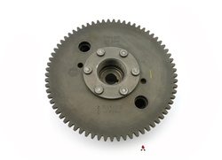 original OEM tomos A35 electric start flywheel