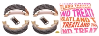 treatland's SUPER HIGH QUALITY brake shoe PARTY - puch SPOKE / 5 STAR