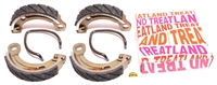 treatland's SUPER HIGH QUALITY brake shoe PARTY - puch KORADO MAGS