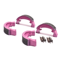 treatland's PURPLE POWER extreme stopping brake shoes - 80x18 puch leleu SPOKE / 5 STAR