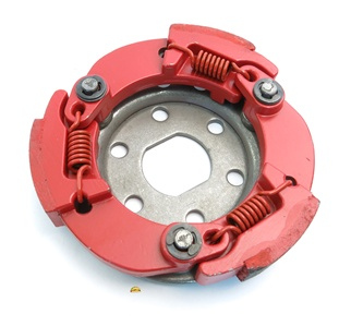 derbi revolution TJT red racing clutch - 450 gram