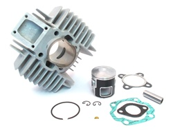 tomos A35 70cc 45mm reed valve kit especiale with single ring piston for serious racer dudes