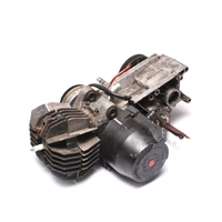 USED derbi DS50 flat reed engine