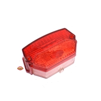 USED OEM peugeot replacement superman taillight lens