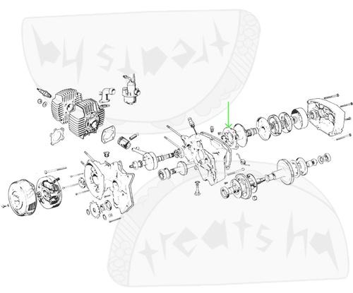 Puch Za50 Diagram
