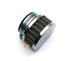 mikuni 44mm metal mesh air filter