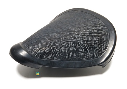 puch allstate MS/MV50 single seat - black