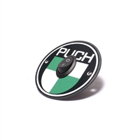 ATOMIC - puch maxi airbox hole cover WITH switch