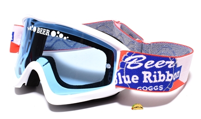 blue ribbon goggles