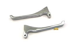 buzzetti peugeot brake levers CHROME