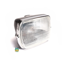 original CEV 227 square headlight