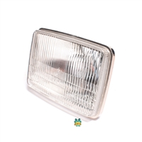 original CEV 256 square headlight
