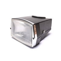 original CEV 246 square headlight with 40mph speedometer