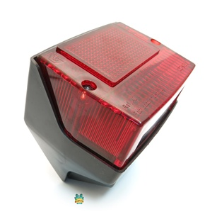 NOS derbi variant SLE-X goneli tail light