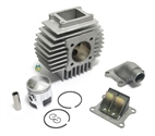 puch DMP AJH 70cc 45mm cylinder kit with PHBG intake
