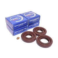 puch E50 one speed complete 4 NACHI bearings + 3 VITON seals