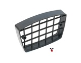 BLACK plastic SQUARE headlight grill for garelli