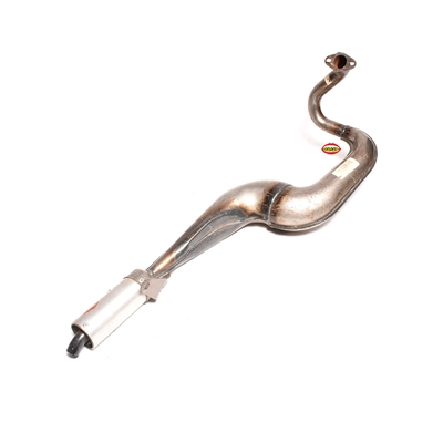 garelli TEAM leo vince twister performance exhaust pipe