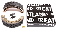 treatland's SUPER HIGH QUALITY brake shoes - 110x25