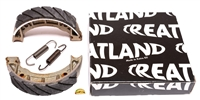 treatland's SUPER HIGH QUALITY brake shoes - 105x20