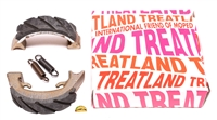 treatland's SUPER HIGH QUALITY brake shoes - 70x16