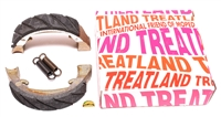 treatland's SUPER HIGH QUALITY brake shoes - 80x18 (puch)