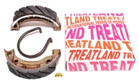 treatland's SUPER HIGH QUALITY brake shoes - 90x18