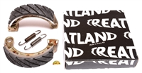 treatland's SUPER HIGH QUALITY brake shoes - 105x25 - for Derbi mopeds