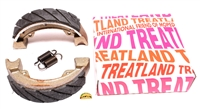 treatland's SUPER HIGH QUALITY brake shoes - 95x20