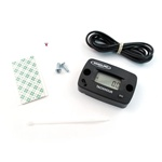 hardline digital tach-hour gauge