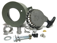 complete honda HOBBIT pull start kit!! - for HPI internal rotor