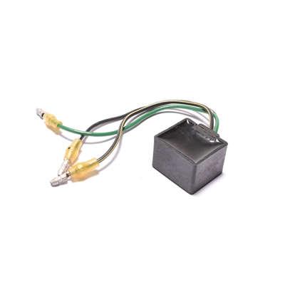 original OEM honda voltage rectifier for PA50II, NU50, NA50, NC50 and NX50