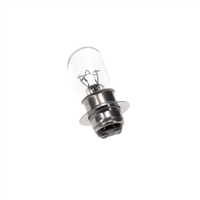 OEM honda headlight bulb 6 volt / 15 watt - P15D