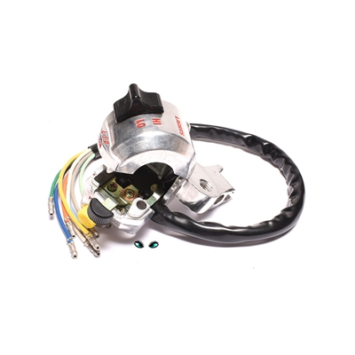 OEM honda NA50 express II turn signal horn assembly with wires