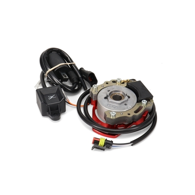 honda HPI CDI internal rotor ignition system - CR500R