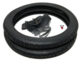 "limited space TIRE PARTY in 16"" x 2.00"""