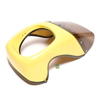 puch MAGNUM LTD headlight fairing - YELLOW