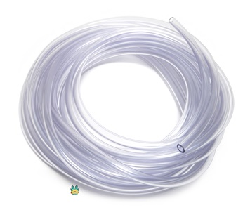 malossi clear PVC fuel line - 5mm