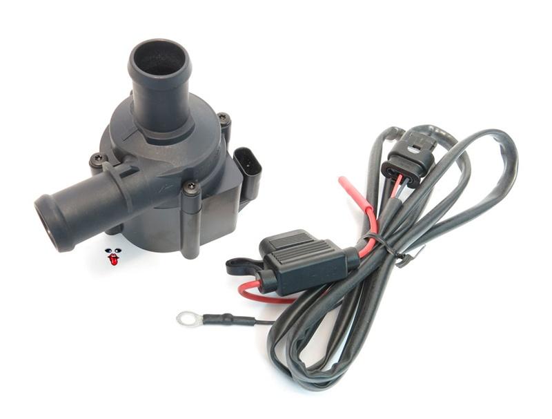 170.2050 Water Pump Electric 12V POLINI Evo Minarelli Piaggio AM6 Derbi Senda