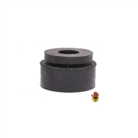honda MB5 gas tank front rubber mount - ROUND