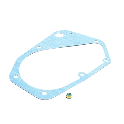 minarelli V1 DELUXE quality clutch cover gasket - blue