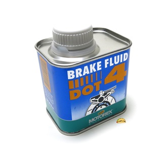 motorex dot-4 brake fluid