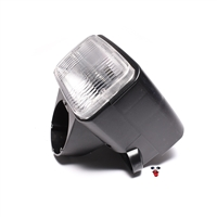 euro vespa BRAVO complete NEW STYLE headlight assembly