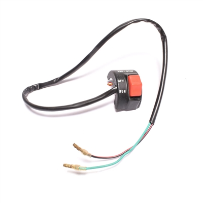 OEM kinetic engine kill switch