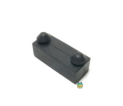 OEM honda MB5 gas tank rubber mount - big rubber block